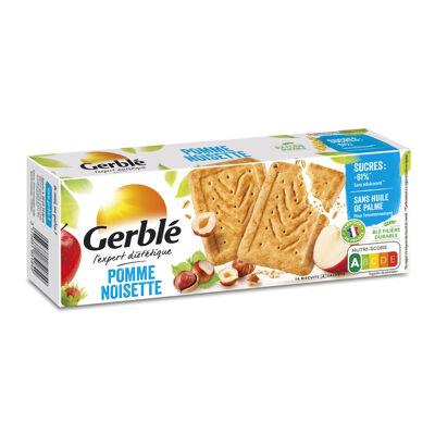 Biscuits pomme noisette 230gr (Gerblé)