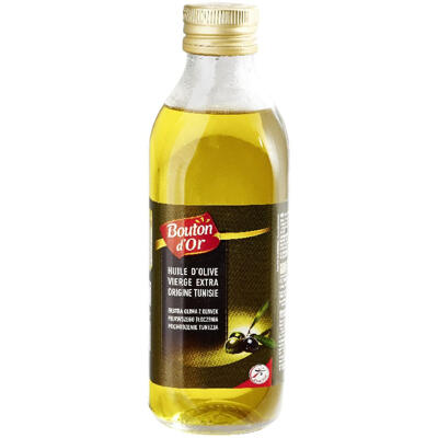 Huile d'olive vierge extra (Bouton d'or)