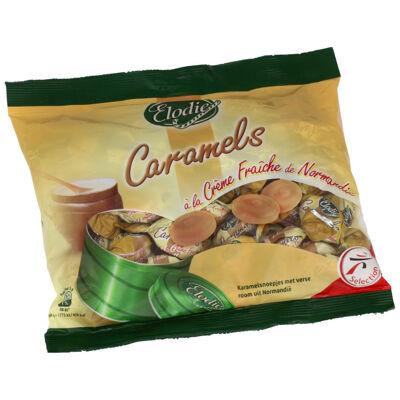 Caramels à la crème fraîche de normandie (Elodie)