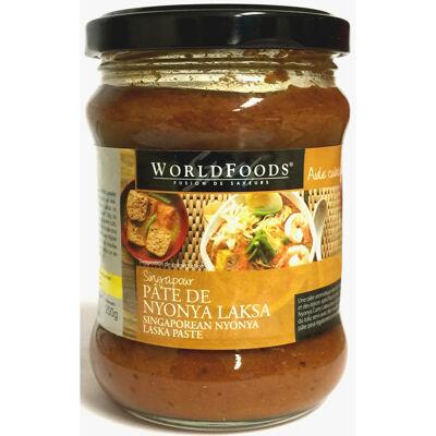Pate de curry singapourien nyonya laksa (Worldfoods)