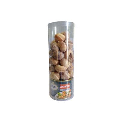 Tubo luco 3 dz moyen+36 coquilles d' escargots (Francaise de gastronomie)