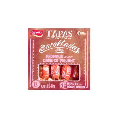 Mini fourre fromage chorizo fort 80gr (Espuna)