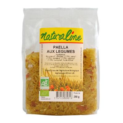 Paella aux legumes 250g ab (Moulin des moines)