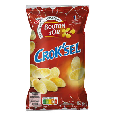 Crok'sel (Bouton d'or)
