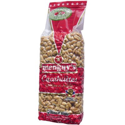 Cacahuètes grillées salées 1.4 kg (Menguy's)