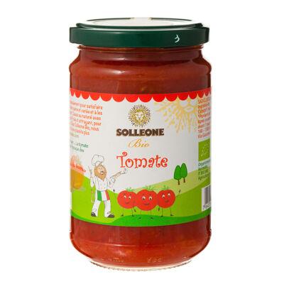 Sauce biologique a la tomate (Solleone bio)