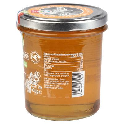 Miel d'acacia 400g (Maison cretet)