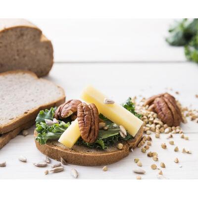 Pain de mie bio sarrasin graines sans gluten 330g (Happy go)