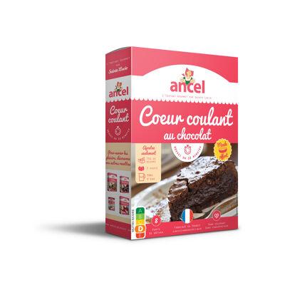 Mon coeur coulant au chocolat (Ancel)