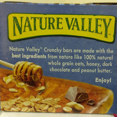 Nature valley crunchy granola bars variety pack - 6 ct (Nature valley)