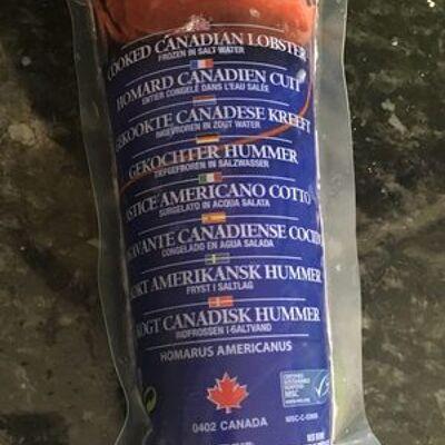 Homard canadien cuit (Rocky point)