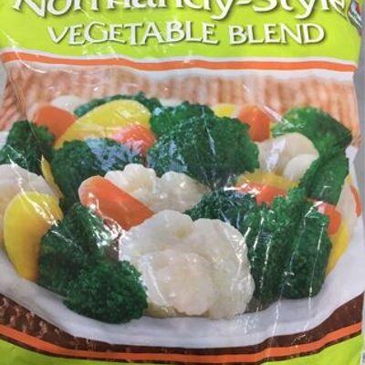 Mélange de légumes surgeles (Kirkland signature)