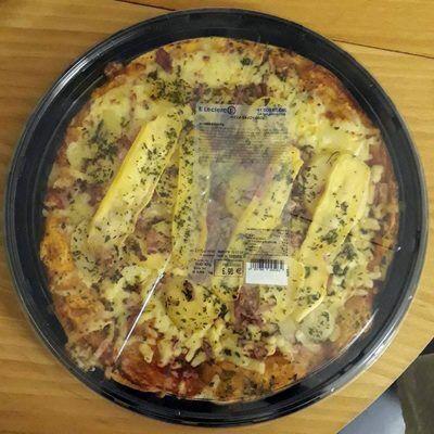 Pizza savoyarde (Leclerc)