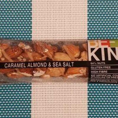Caramel, almond & sea salt (Be-kind)