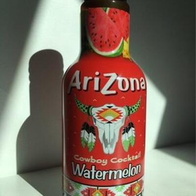 Cowboy cocktail watermelon (Arizona)