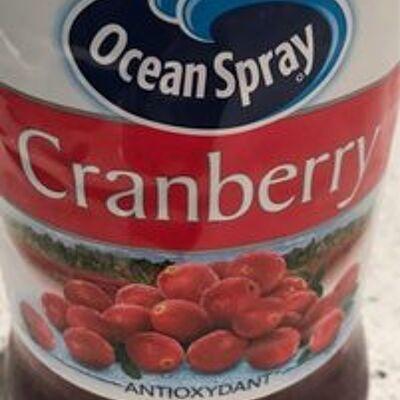 Cranberry (Ocean spray)
