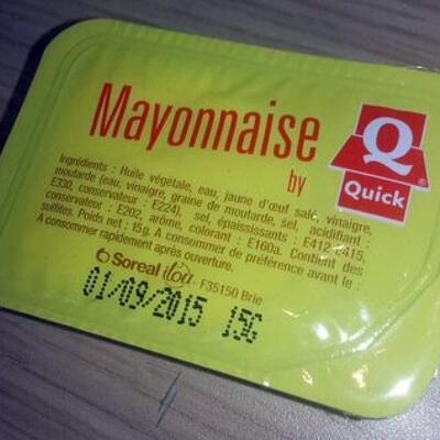 Mayonnaise (Quick)