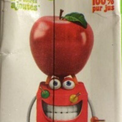 Mon jus de pomme bio (Pressade)
