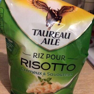 Riz pour risotto (Taureau ailé)