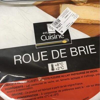 Roue de brie (En cuisine)