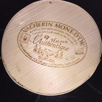 Vacherin mont-d'or (Hauser l'authentique)