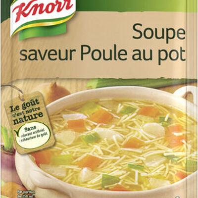 Knorr® soupe poule au pot aux petits légumes 4 portions 1 l (Knorr®)