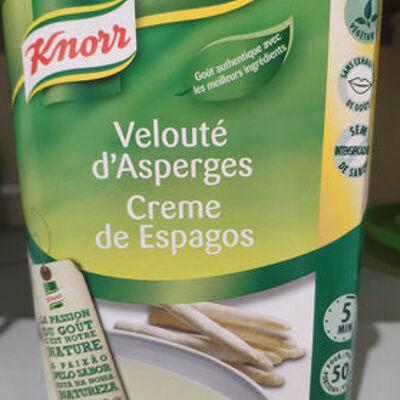 Velouté d'asperges (Knorr)