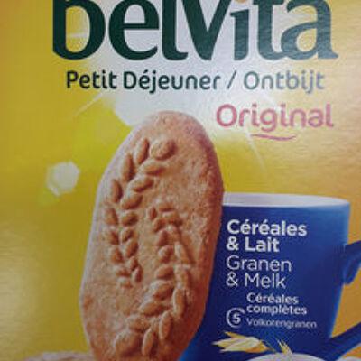 Belvita petit-déjeuner / céréales & lait (Lu)