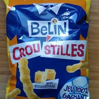 Croustilles goût emmental (Belin)