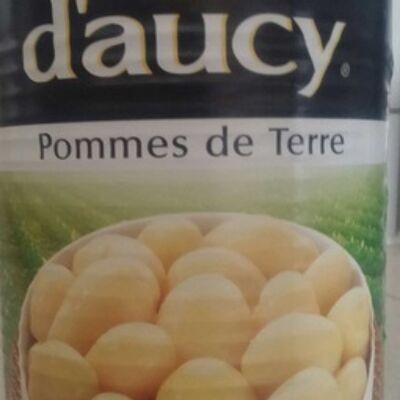 Pommes de terre (D'aucy)