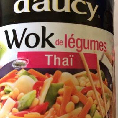 Wok de legumes thaï (D'aucy)