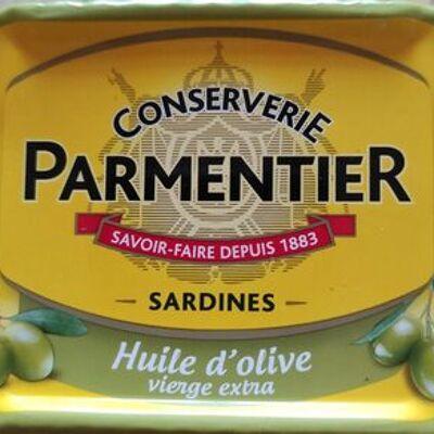 Sardines (Parmentier)