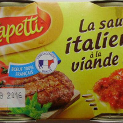 La sauce italienne à la viande rôtie (Zapetti)