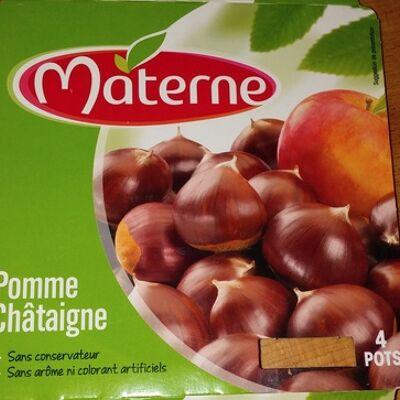 Pomme châtaigne (Materne)