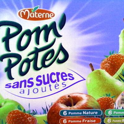 Pack de pom'potes (Materne)