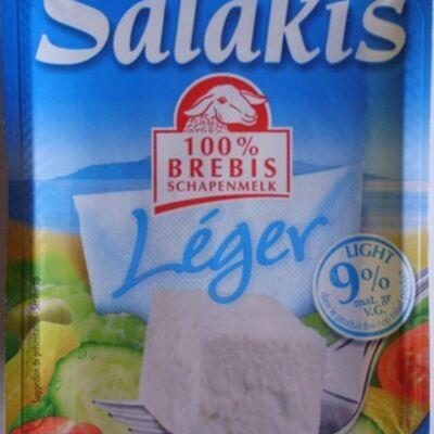 100 % brebis léger (9 % mg) (Salakis)
