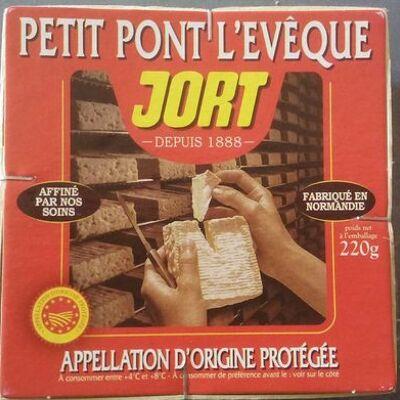 Petit pont l'evêque (21,5% mg) (Jort)