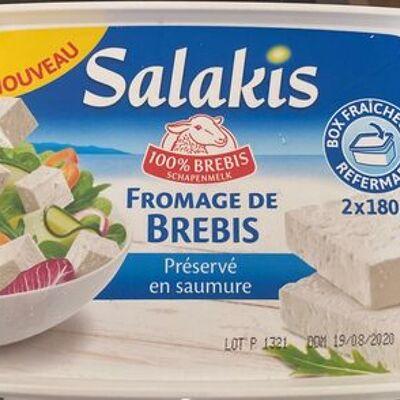 Frommage de brebis (Salakis)