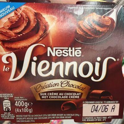 Le viennois création chocolat (Nestlé)