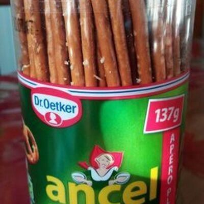 Sticks et bretzels d'alsace (Ancel)