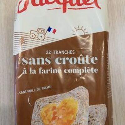 Carrément mie à la farine complète (Jacquet)