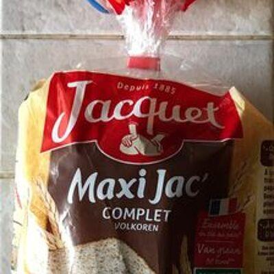 Maxi jac' complet (Jacquet)