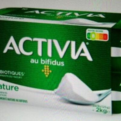 Activia au bifidus, nature (16x125g)