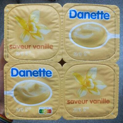Danette vanille (Danette)