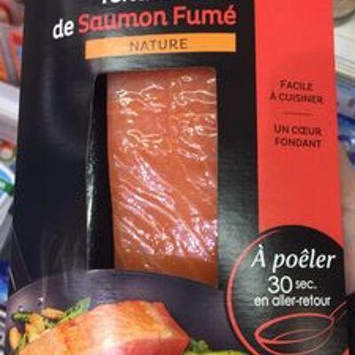 Pavés de saumon fumé (Labeyrie)
