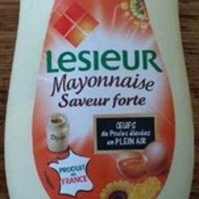 Mayonnaise saveur forte (Lesieur)