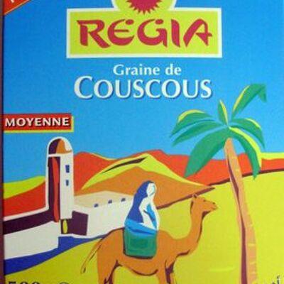 Couscous grain moyen (Regia)