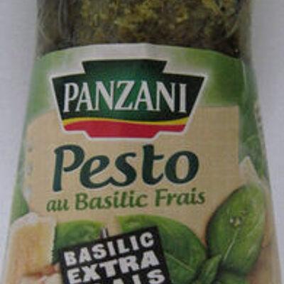 Pesto basilic extra frais (Panzani)
