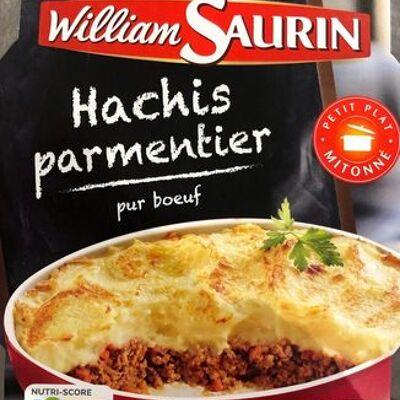 Hachis parmentier (pur bœuf) (William saurin)