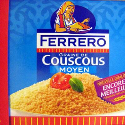 Graine de couscous moyen 1,5 kg ferrero (Ferrero)